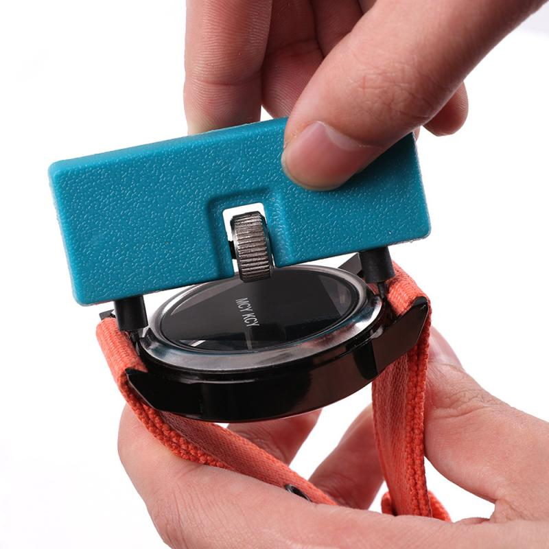 Watch Repair Tool Universal Opener Portable Two-legged Large-caliber Opener Kit Adjustable Watch Back Case Opener