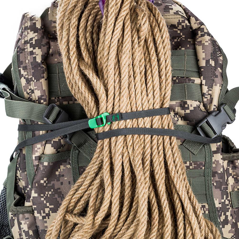 200cm carga 125kg durável náilon carga amarrar para baixo cinta de cinto de cinta de cinto de cinta de cinto com fivela de came viagem kits de acampamento cinta de bagagem