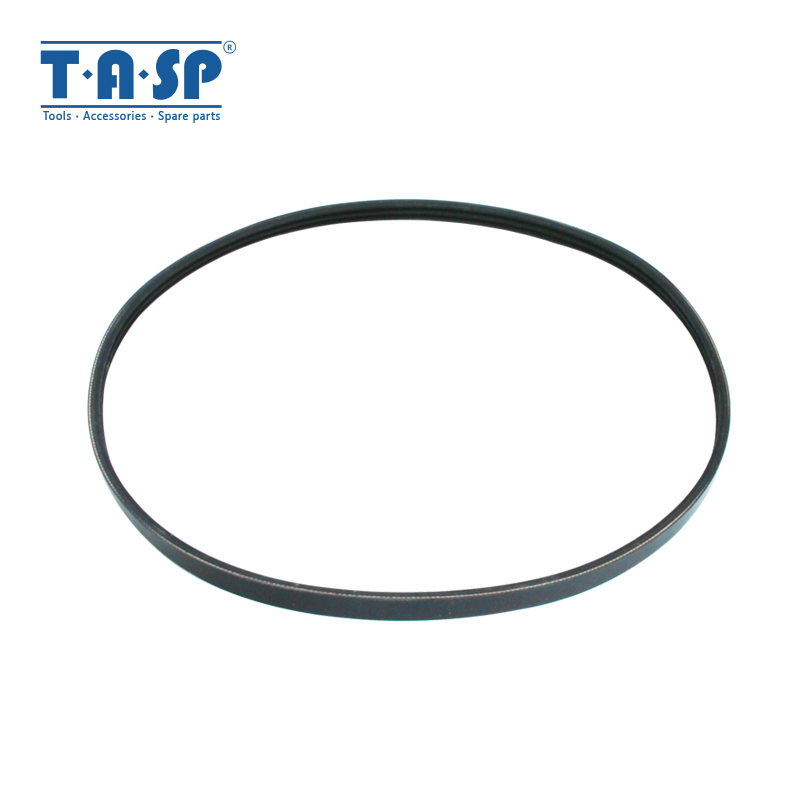 TASP 1 Piece 3 Ribbed Rubber Drive Belt 3PJ605 Replacement V-Belt PJ 605 For Thicknesser Planer Machine Einhell TH-SP-204 W588