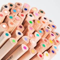 12/18/24/36/48 Colores kolor ołówek Lapis De kor Lapices De Colores Profesionales Dibujo dzieci drewniane nietoksyczny dostaw sztuki