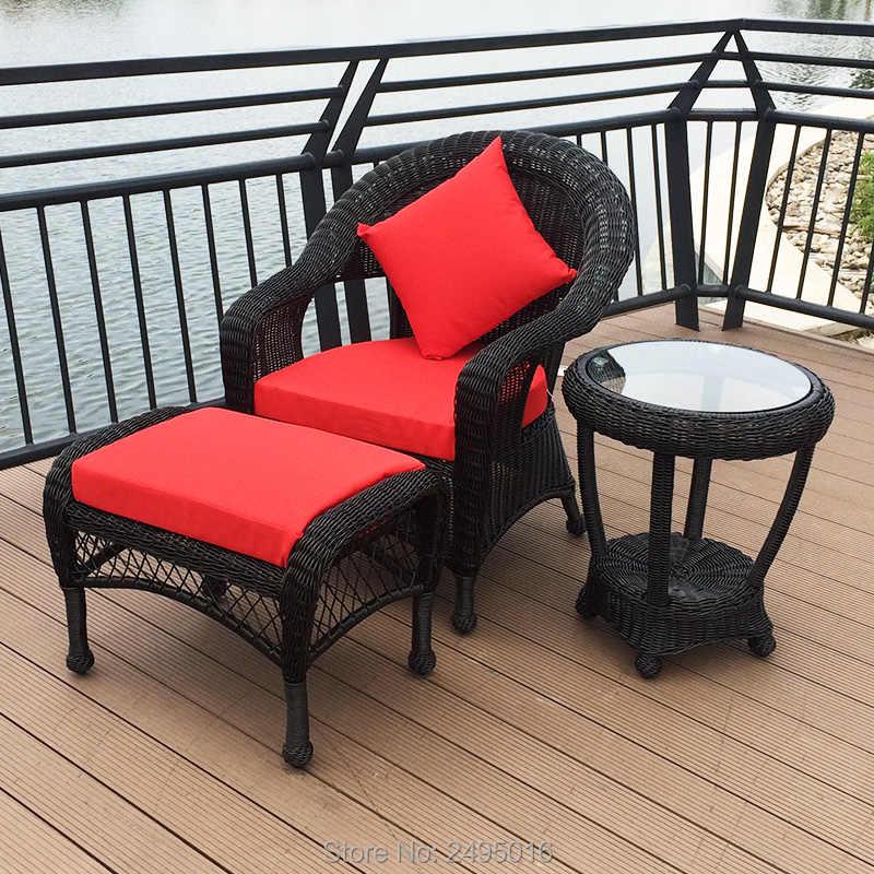 set balcony porch furniture sets metal
