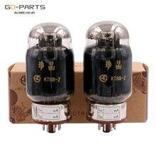 Shuguang skarb KT88 Z rura próżniowa wymienić 6550 KT88 czarny węgla żarówka klasyczna edycja fabrycznie dopasowana para Quad