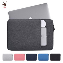 Laptop Sleeve Bag Water Repellent 360° Protection Neoprene Laptop Pouch Notebook Handbag Fit for 13-15.6 inch Universal Laptop