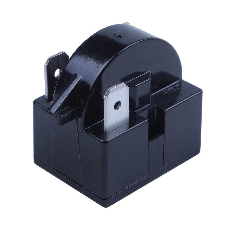 3PIN Terminals Refrigerator PTC Starter Relay 12 Ohm Resistance