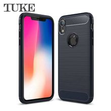 For OPPO Realmi XT Phone Cover Soft Brushed Back Case For Oppo Reno Z 10 X ZOOM Realme 5 Pro 3 C2 A1K X K3 F11 X2 Fundas Coque(China)