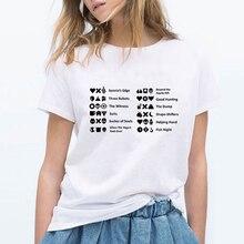 Nueva llegada Casual Harajuku camiseta femenina Hip Hop gráfico gimnasio Vintage Kpop moda amor muerte Robots impresión Camisetas Mujer