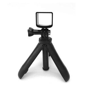 Image 5 - Mini desktop stativ Selfie stick halter aluminium legierung Stange montieren dji kamera Für DJI osmo Tasche/osmo Tasche 2 kamera