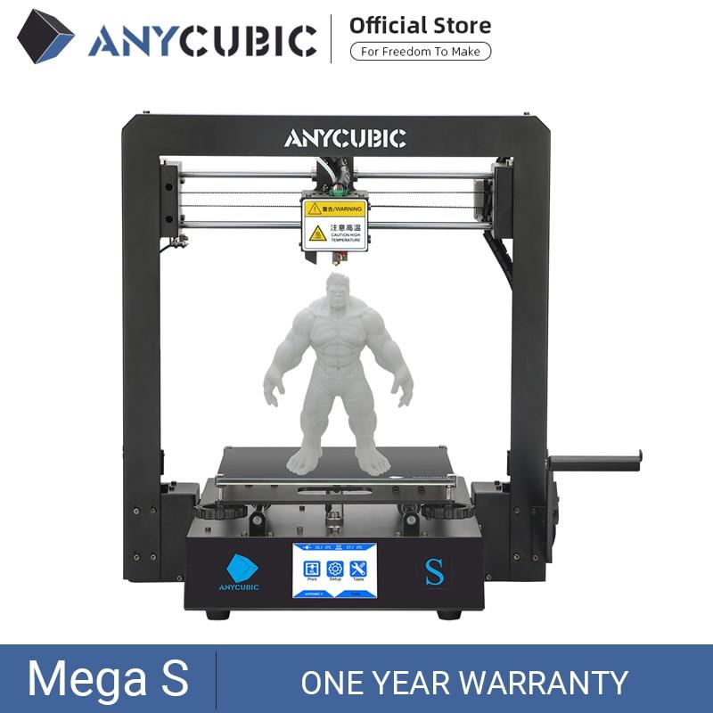 ANYCUBIC Mega-S 3D Printer  1