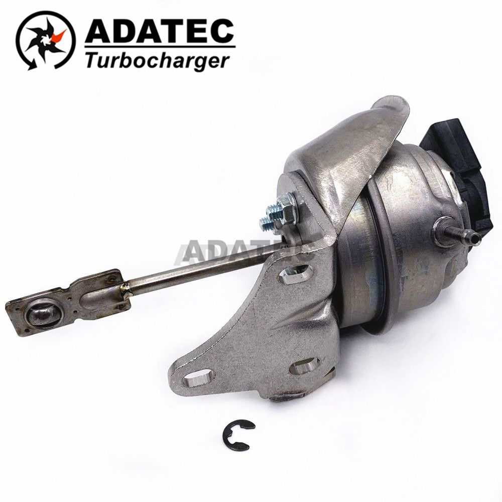 Turbo electronic actuator 785448 turbine wastegate 03L253010F 03L253010FX for Skoda Octavia II 2.0 TDI 125 Kw - 170 HP CFFA/CFGB