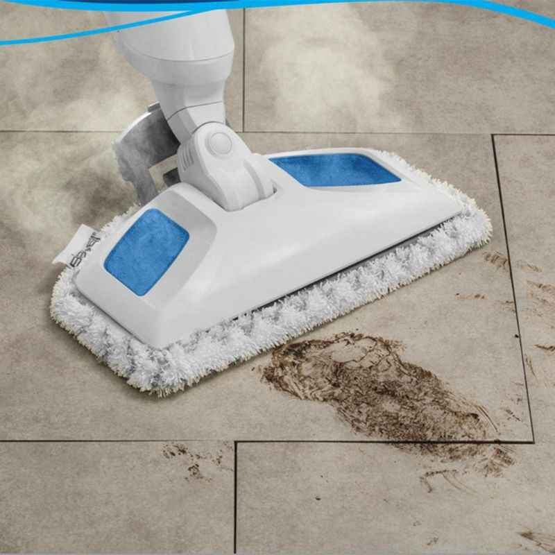 Pastiglie Steam Mop Bissell 8pcs per Bissell Powerfresh Scopa A Vapore 1940 1440 1544 1806 2075 Serie, modello 19402 19404 19408 19409