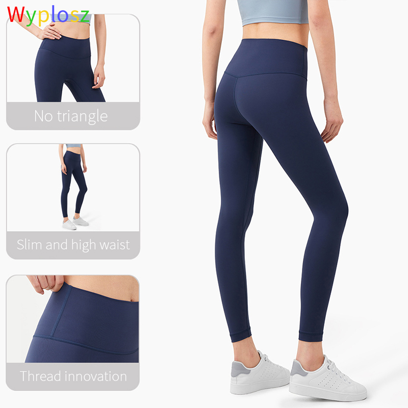 Wyplosz Yoga Pants Seamless Leggings Sports Fitness Leggings Women's Pants for Women Sportswear Tights Gym Clothing Compress