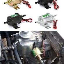 3 Цвета Универсальный 12 В Электрический топливный насос низкого давления болт фиксирующий провод дизельный бензиновый HEP-02A для автомобиля ...