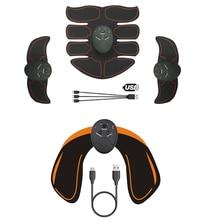 Estimulador muscular elétrico ems estimulação muscular eletrostimulator abs estimulador eletrodos elétrica anti celulite massageador