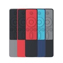Couvercle de télécommande pour Xiao mi 4C 4X4 S mi 4A TV boîtier de télécommande vocale ne contient pas de Console