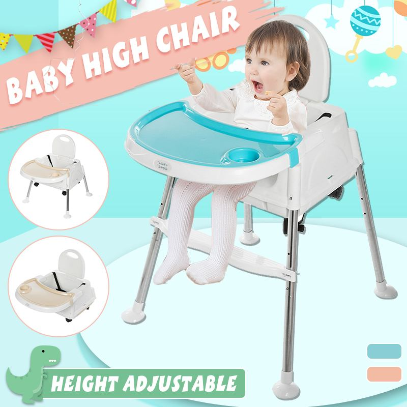 Portable Baby Seat Baby Dinner Table Multifunctional Adjustable Feeding Chair Children Toddler Baby Kid Highchair Booster Seat