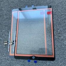 10 قطعة OEM اختبار لباد 9.7 (2018 نسخة) لباد 6 6th الجنرال A1893 A1954 شاشة تعمل باللمس محول الأرقام الجبهة الخارجي لوحة الزجاج