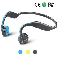 Vidonn F1 Bone Conduction Headphones Earphone Bluetooth 5.0 Titanium Open Ear Wireless Sports Headset