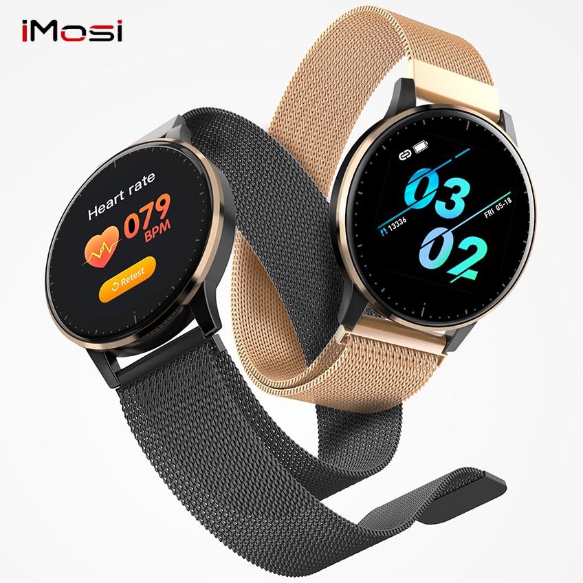 Activity Tracker Smart Watch Men Women Smart Bracelet Bluetooth Connection Android Phone iphone Q20 Watch PK Huawei Watch <font><b>GT</b></font> 2 image