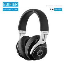 EDIFIER W855BT פרימיום Bluetooth אוזניות Bluetooth NFC זיווג & aptX תמיכה נוח על פקדי אוזן & שיחת תמיכת אוזניות