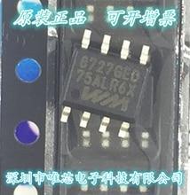 10pcs/lot  WM8727GED WM8727 SOP-8 free shipping 10pcs lot max6241acsa max6241 sop 8