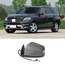 CAPQX 14 pin для Benz W164 ML350 GL450 GL550 зеркало заднего вида Поворотный Светильник боковое зеркало заднего вида Зеркало индикатора поворота сигнальная лампа