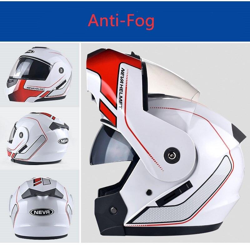 Capacete da motocicleta modular helm equipamentos do motor casco de seguridad motor bicicleta cascos para moto certificados pinlock universal