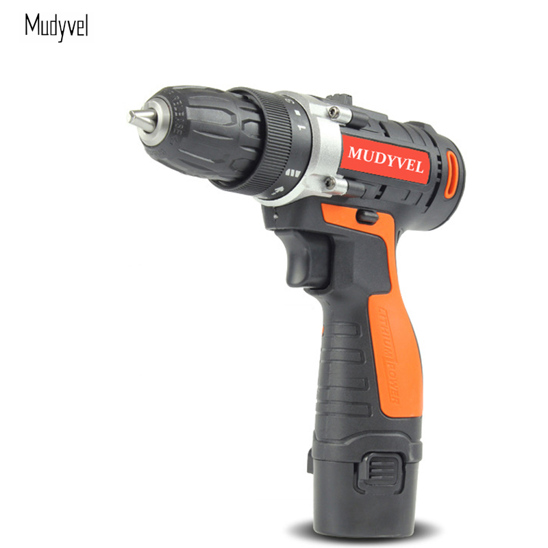 Cordless Drill 12V 16.8V 24V Optional 3/8 inch 2 speed Power Tools Flexible shaft Screwdriver Dremel Rechargeable|Electric Drills| |  -