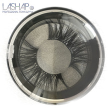 LASHAP mink  extra length 25mm lashes New 1 pair Cruelty free Lashes Handmade Popular False Makeup