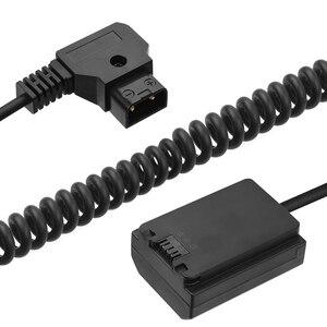Image 2 - Andoer D Tap zu NP FZ100 DC Koppler Adapter Vollständig Decodiert Dummy Batterie Zubehör für Sony A9 A7R3 A7M3 A7S3 a7III Kameras
