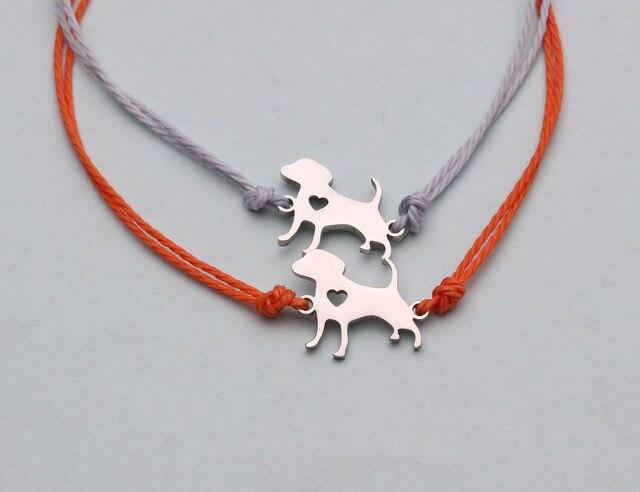 Dog Charm Bracelet  6