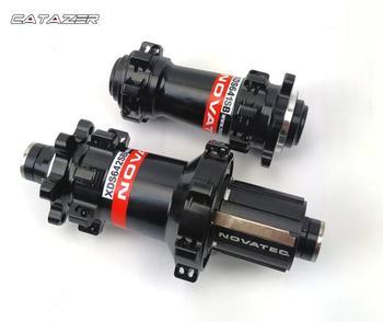 Novatec XDS641/XDS642SB MTB концентратор прямой тяга горный велосипед концентратор 28-28 отверстие 142 мм/148 мм Boost доступный