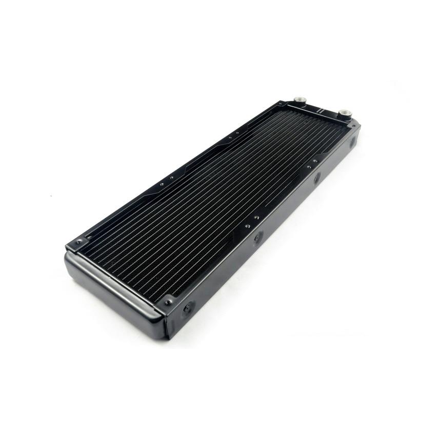 WinKool 120 мм 240 мм 360 мм алюминиевый радиатор водяного охлаждения/теплообменник для вентилятора 12 см - Цвет лезвия: 360mm