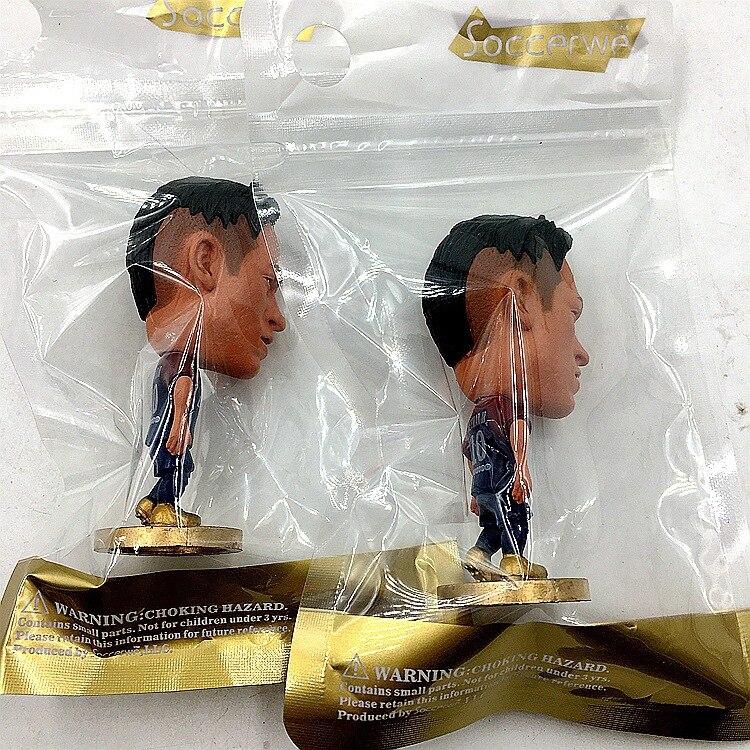 Basketball Fans Supplies NBA James Kobe Curry Durant Owen Harden Doll Figurine Decoration