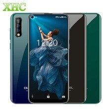 LTE 4G OUKITEL C17 Pro 6.35 inç cep telefonu Android 9.0 MT6763 Octa çekirdek RAM 4GB ROM 64GB çift SIM 4 kameralar OTG akıllı telefon