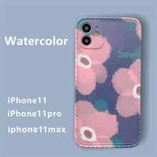 Miękkie etui na telefony komórkowe dla iPhone 12 Pro Max/11 Apple Xs etui na telefony komórkowe dla iPhone Xr Anti drop 7P/8P Case Funda Coque