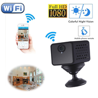 Mini CCTV Wireless IP WiFi Camera Portable Camera HD P2P Wireless WiFi Video Recorder for iPhone iPad Android APP Remote View