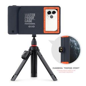 Image 4 - ว่ายน้ำกันน้ำเคสสำหรับiPhone 11 Pro X XR XS MAX 6 6S 7 8 Plus 15Mดำน้ำซองใส่โทรศัพท์สำหรับSamsung Galaxy Note 8 9 10 S8 S9