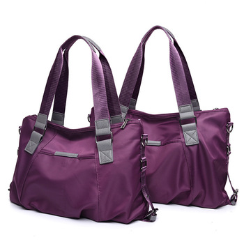Nylon Oxford . Water Travelling Bag Woman Package