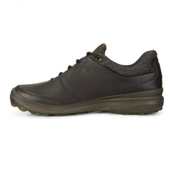 Ecco Men's Leather Shoes lightweight sneakers men's breathable wear outdoor leath shoes Men's Casual Shoes