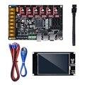 SKR Pro V1.1 плата управления 32 бит ARM cpu + TFT35 V2.0 пресс-экран Smart Wifi дисплей набор для 3d принтера часть