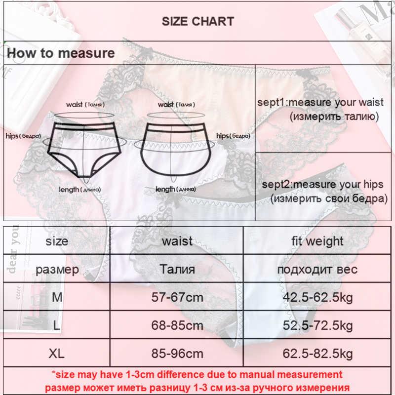 3 ชิ้น/ล็อตเซ็กซี่ลูกไม้กางเกงสำหรับสุภาพสตรีชุดชั้นในสตรี Low-RISE สะโพกกางเกงหญิงกางเกงทอง # F