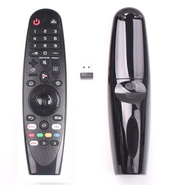 Пульт дистанционного управления для LG Smart TV, пульт дистанционного управления для LG Smart TV, процессор MR650, AN, MR600, MR500, MR400, MR700, AKB74495301, AKB74855401