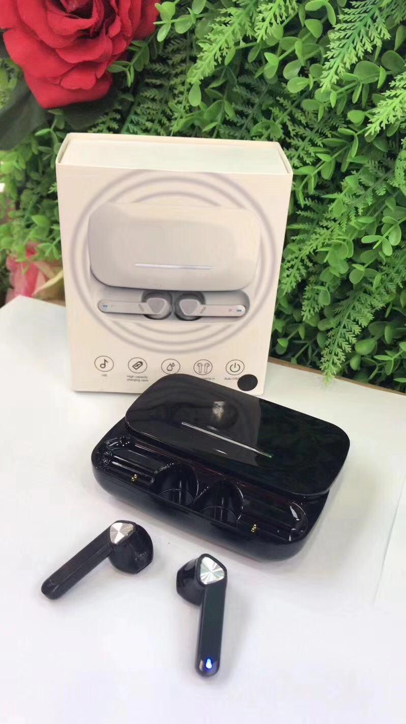 GOTACC PRO BE36 bluetooth гарнитура Беспроводные наушники BE-36 с зарядным устройством наушники для телефонов bluetooth - Цвет: black