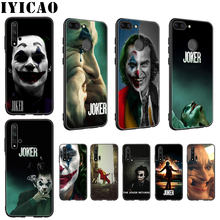 Joker Joaquin Phoenix film Zachte Siliconen Case voor Huawei Honor view 20 9X 7A Pro 10 9 8 Lite 8X 8C 7X 7C 6A Note 10 Case(China)
