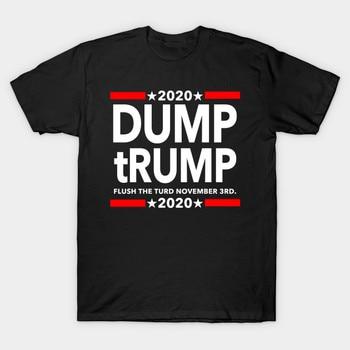 granger b the november man Dump TRump - Flush The TURD November 3rd Men's T Shirt