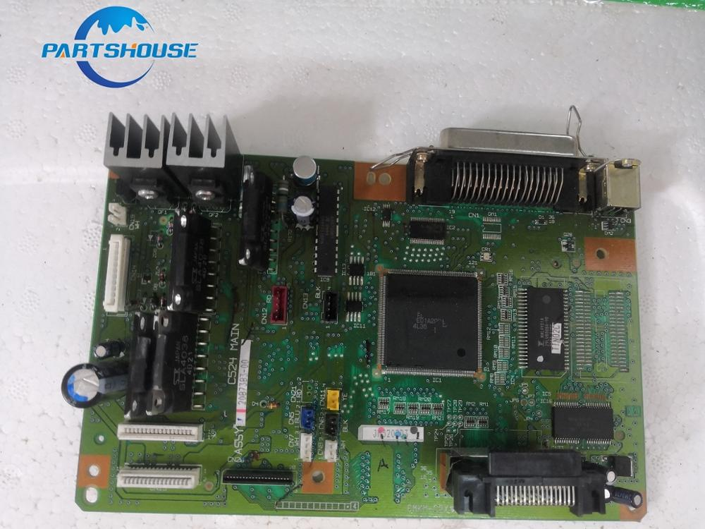 Original Used Dotmatrix parts Formatter board for Epson <font><b>FX</b></font>-<font><b>890</b></font> Mainboard FX890 Motherboard for printer parts mb board New versio image