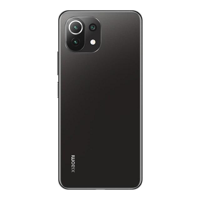 Xiaomi mi 11 Lite NFC 6GB + 128GB 8GB + 128GB smartphone Snapdragon 732G Octa core 64MP rear camera 4520mAh Mi 11 Lite Te 4