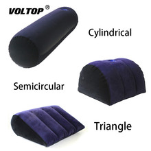 Inflatable Sex Pillow Camping Car Accessories Air Mattress for Couples Joy Sofa Fun Cushion Office Home Adult Games