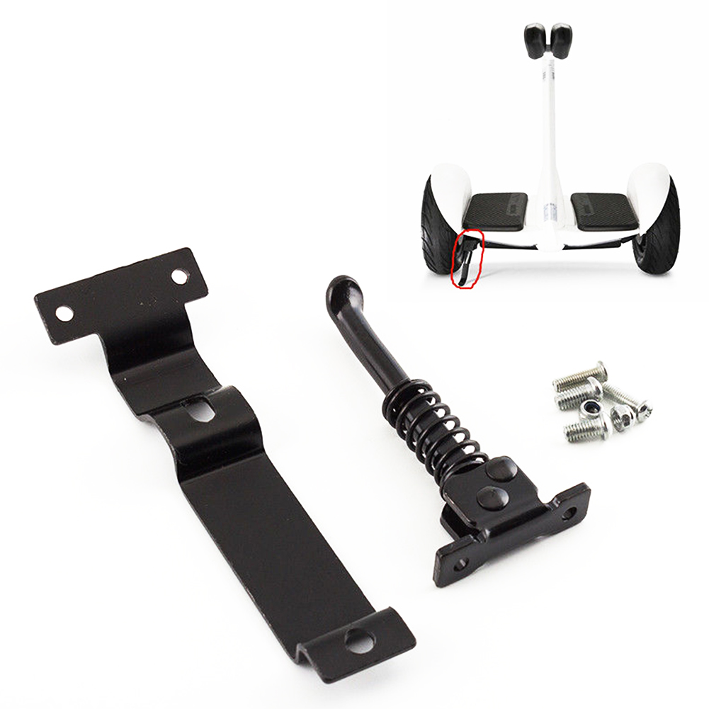 Accessories Feet Support Protect Holder Aluminium Alloy Scooter Kickstand Bracket Parking Stand Durable For Ninebot Mini Xiaomi