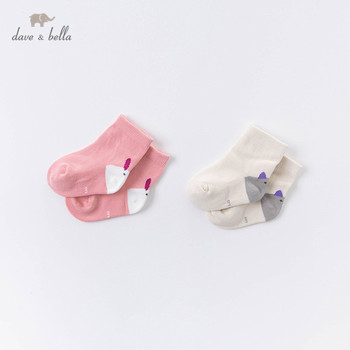 DB15694 dave bella autumn fashion baby girls lolita cartoon sock children girl socks image